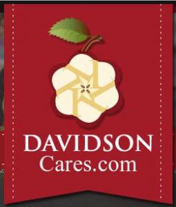 davidson cares logo